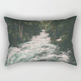 Mckenzie River Rectangular Pillow