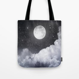 Touch of the moon II Tote Bag