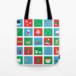 Christmas Collection Tote Bag