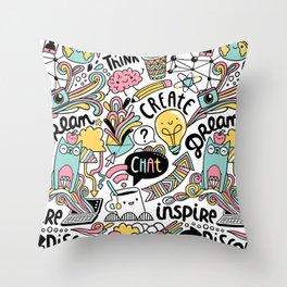 Everyday Throw Pillow