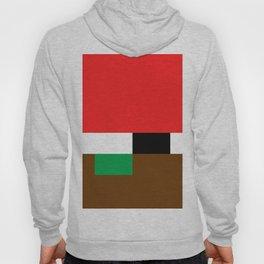Xmas Color Santa Claus Hoody