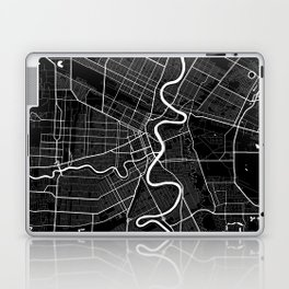 Winnipeg - Minimalist City Map Laptop & iPad Skin