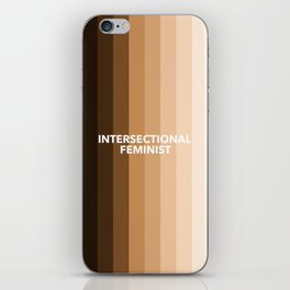 Intersectional Feminist iPhone Skin