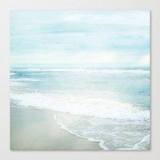 Feel the Sea Canvas Print