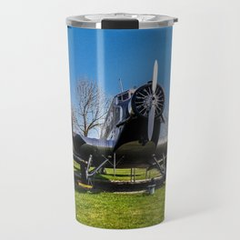 JU - 52 in Munich Travel Mug