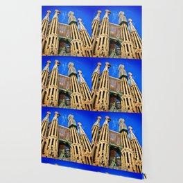Sagrata Familia Wallpaper