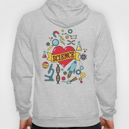 Scientific Tattoos Hoody