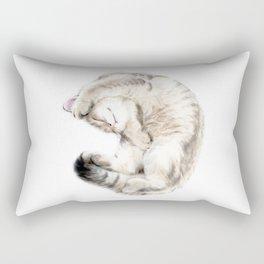 Cat - British Shorthair Rectangular Pillow