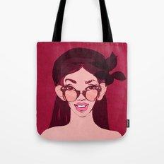 selfie girl_11 Tote Bag