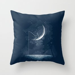 Up in the sky Throw Pillow