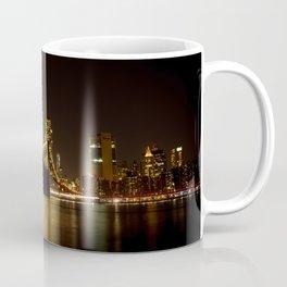 Manhattan Bridge. Coffee Mug