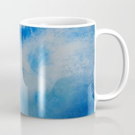 And the Heavens Opened up for Michael Coffee Mug
