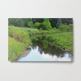 Many Rivers to Cross Metal Print