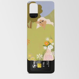 Dreaming Android Card Case