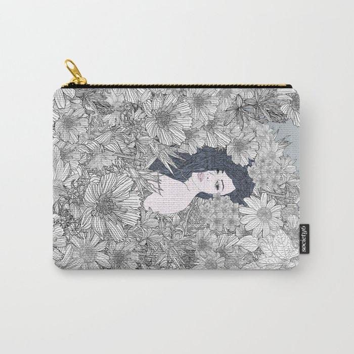 Child of Nature Carry-All Pouch