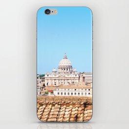 203. Ciao Vatican, Rome iPhone Skin