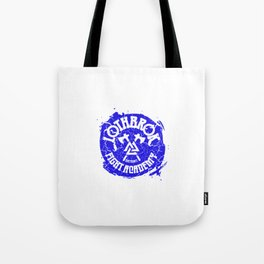 Vee King Tote Bag