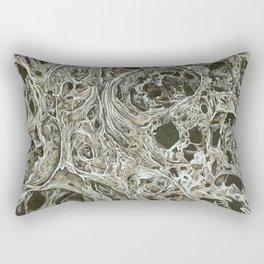 Bone Tissue Rectangular Pillow
