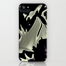Moon Liquified iPhone Case