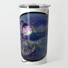 Meegan and the Moon Travel Mug