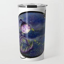 Meegan and the Moon Travel Mug