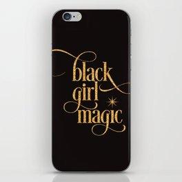 Black Girl Magic iPhone Skin iPhone Skin