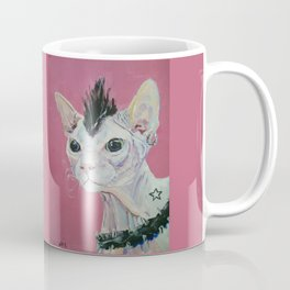 Mohawk Coffee Mug