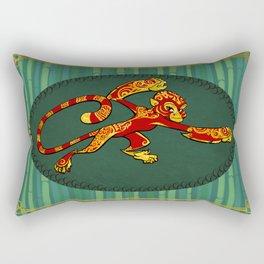 Year of the Monkey Rectangular Pillow