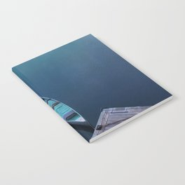 Blue Canoe Notebook