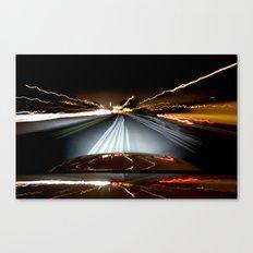 Road Rage Canvas Print