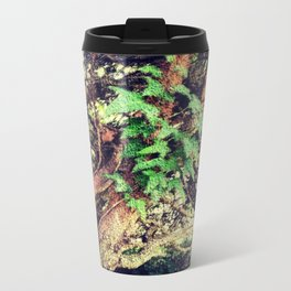 Tangle of Gnarly Branches & Ivy Travel Mug