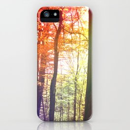 Forest Friends 2.0 iPhone Case