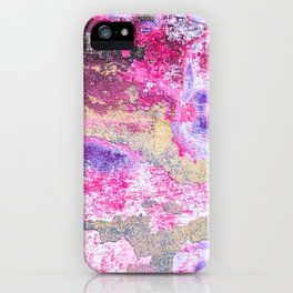 Nature Abstract 01 iPhone Case