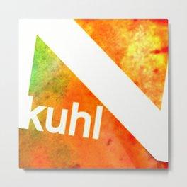Kuhl Metal Print