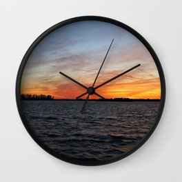 Preserved Legacy Wall Clock