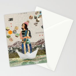 Maiden Voyage Stationery Cards