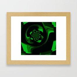 Cosmic Car Framed Art Print