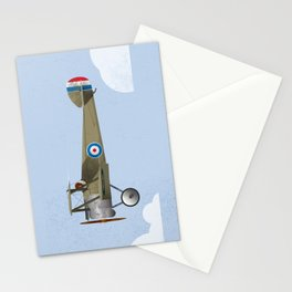 Aces High Stationery Cards
