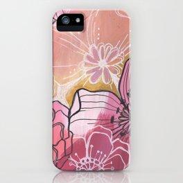 Summer Air iPhone Case