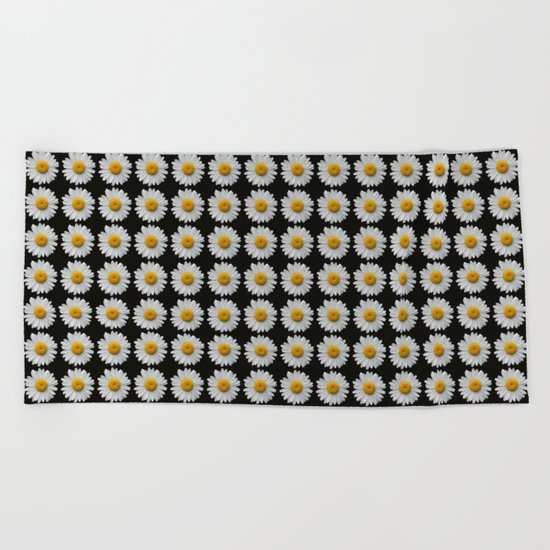 DAISIES DIRECT Beach Towel