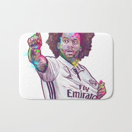 Real Madrid Marcelo Bath Mat