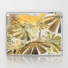 Tropical Ruffles Laptop & iPad Skin