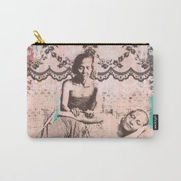 Pink Pamper Carry-All Pouch
