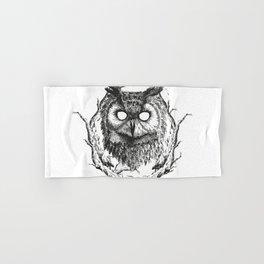 Forest Gods | Owl Hand & Bath Towel