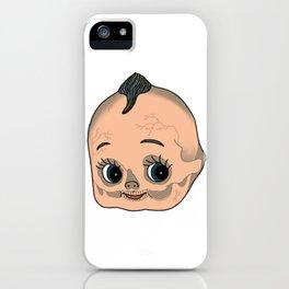Spooky Kewpie iPhone Case