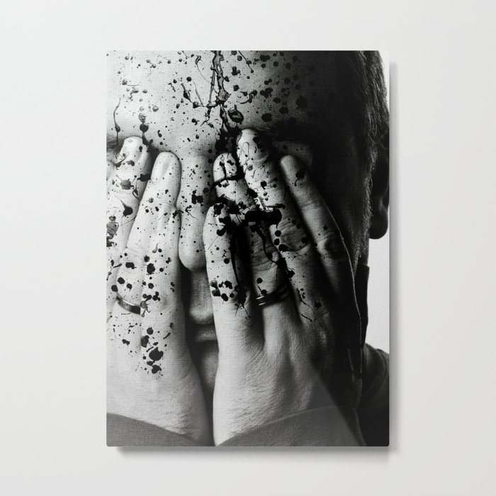 Ignoto 4 Metal Print