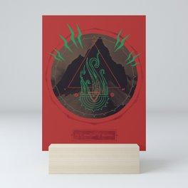 Mountain of Madness Mini Art Print