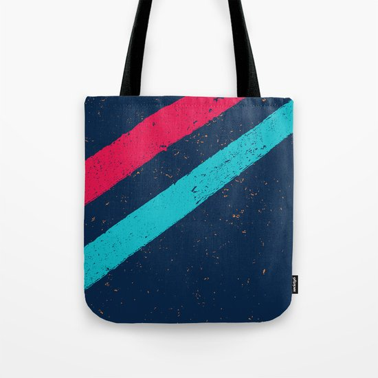 STREET SLANG / Stripes 3 Tote Bag