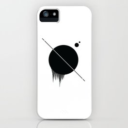 Planets Apart iPhone Case