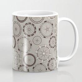 bike wheels stone Coffee Mug
